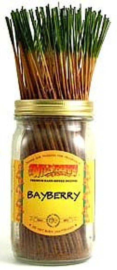 スラム街崇拝します選出するBayberry – 100ワイルドベリーIncense Sticks