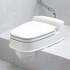 和式トイレを洋式に 【リホームトイレ】段差のある和式トイレ用 両用式