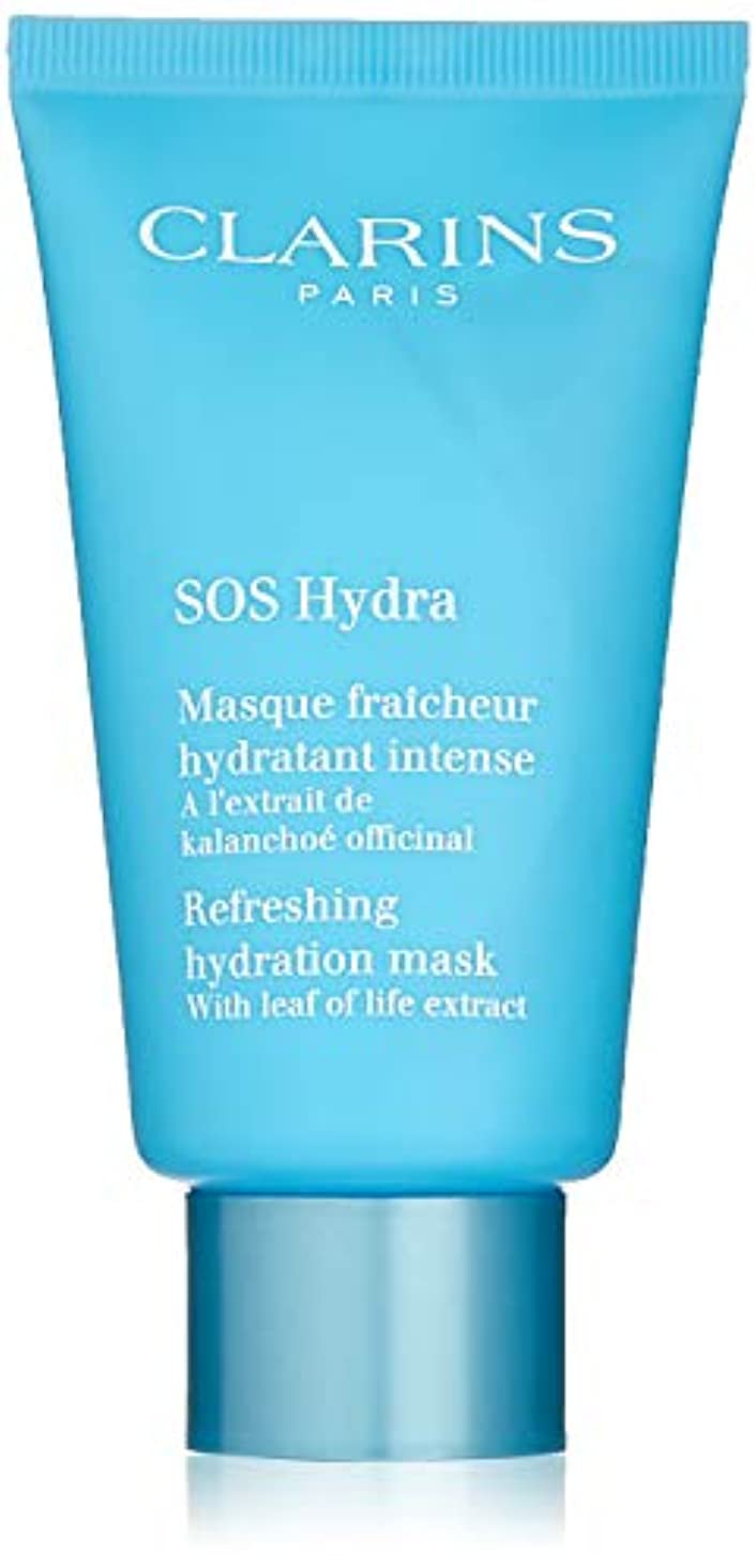 固めるクレデンシャル大クラランス SOS Hydra Refreshing Hydration Mask 75ml/2.3oz並行輸入品
