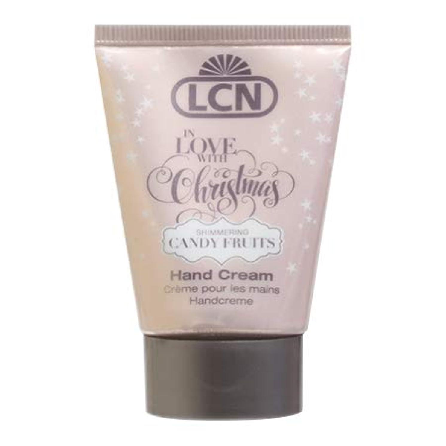 活気づく速度小さいLCN キャンディフルーツ ハンドクリーム(tat20045)