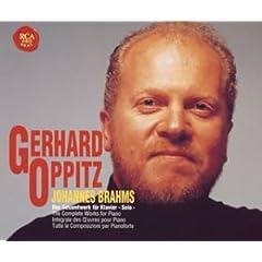 ゲルハルト・オピッツ独奏 ブラームス:ソロ・ピアノ作品全集(5枚組)のAmazonの商品頁を開く