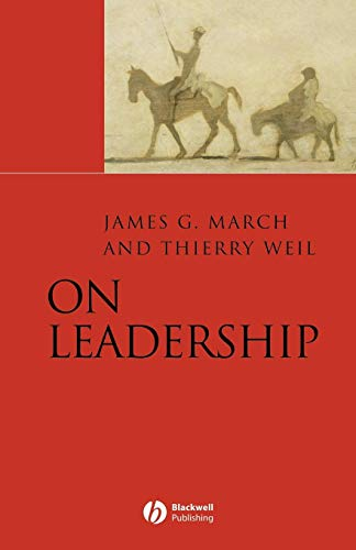 Download On Leadership 1405132477