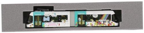 Nゲージ 14-801-8 富山ライトレール TLR0603 とやまグリーントラム