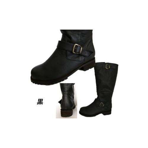 (ゴールドジャパン)Goldjapan 靴 ブーツ LLサイズ 2L XL 13号 ブラック