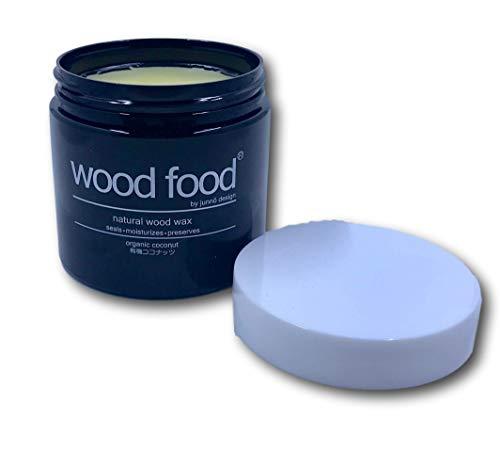 """RoomClip商品情報 - """"Wood Food"""" 天然艶出し蜜蝋ワックス (有機ココナッツ, 180ML (へらなし))"""
