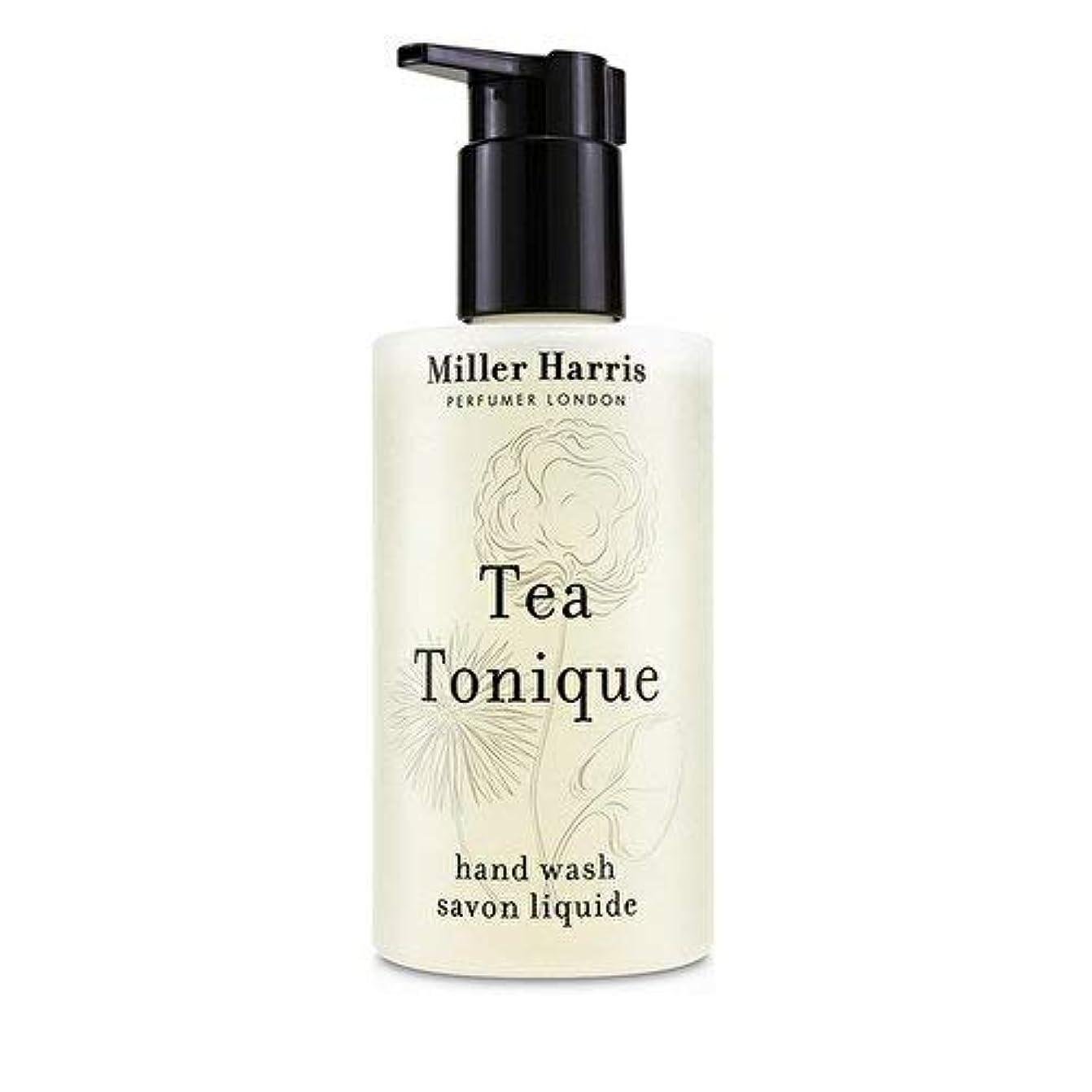 大きさ顔料取り扱いミラーハリス Tea Tonique Hand Wash 250ml/8.4oz並行輸入品