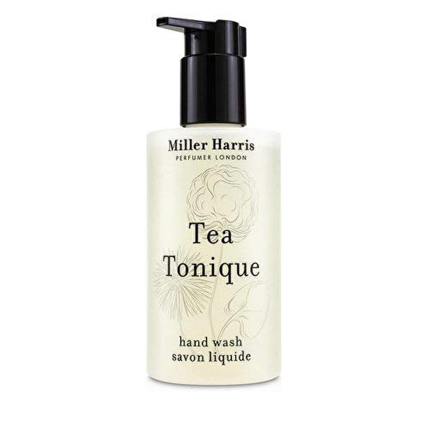 士気乳剤キャリアミラーハリス Tea Tonique Hand Wash 250ml/8.4oz並行輸入品
