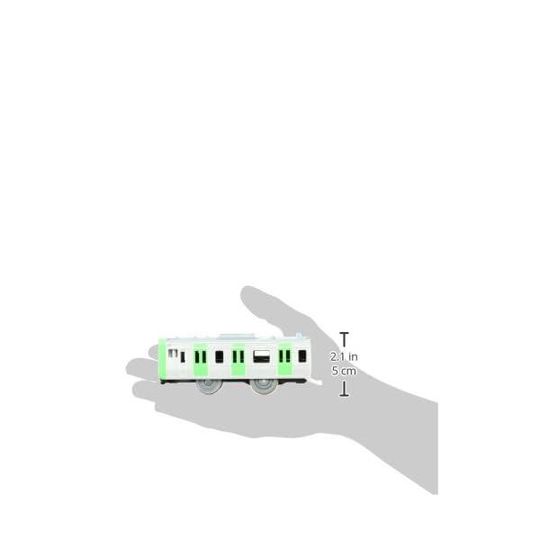 プラレール いっぱいつなごう E235系 山手線の紹介画像4