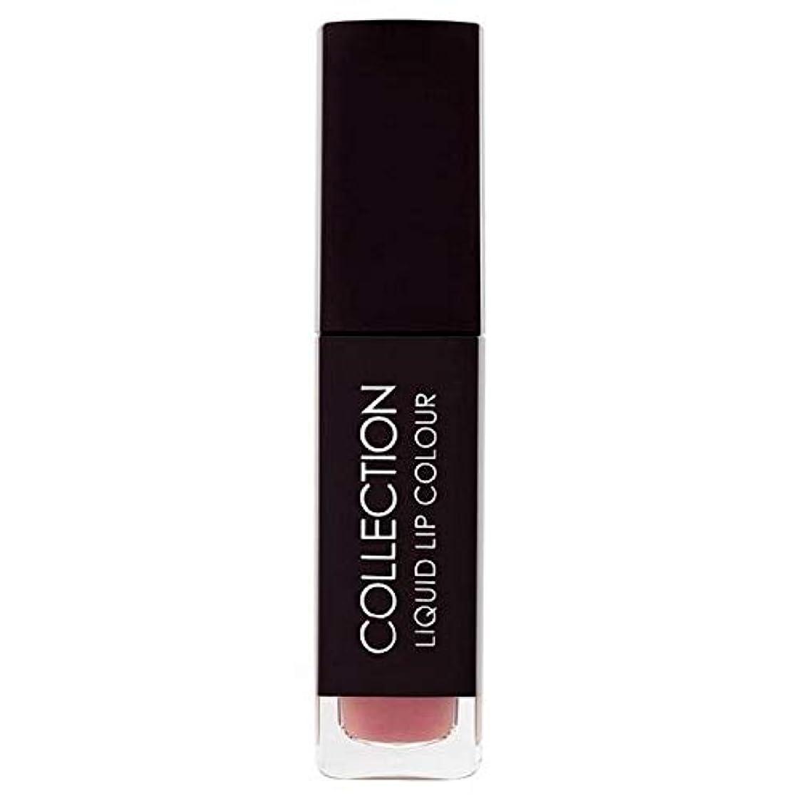 検査ロビー暫定の[Collection ] 収集液体リップカラー5ミリリットルヌードタフィー6 - Collection Liquid Lip Colour 5ml Nude Toffee 6 [並行輸入品]