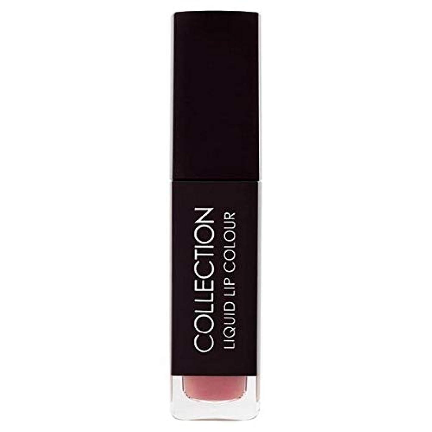 も責める蛾[Collection ] 収集液体リップカラー5ミリリットルヌードタフィー6 - Collection Liquid Lip Colour 5ml Nude Toffee 6 [並行輸入品]