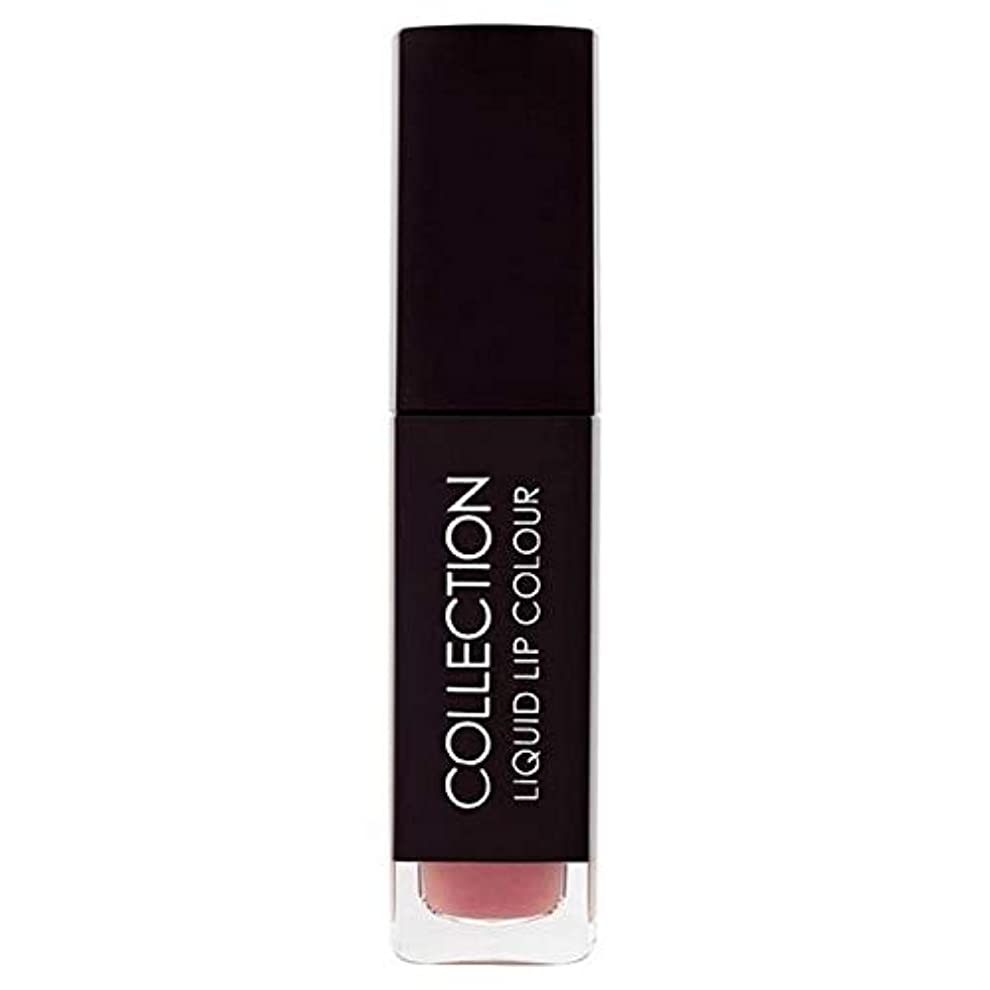 万一に備えて全員ラベンダー[Collection ] 収集液体リップカラー5ミリリットルヌードタフィー6 - Collection Liquid Lip Colour 5ml Nude Toffee 6 [並行輸入品]