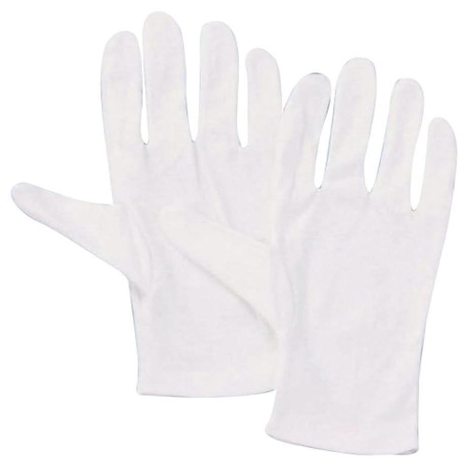惑星タービンボイコットウイングエース フィット手袋 綿スムス手袋(マチ無) ×10双 No.5008 L