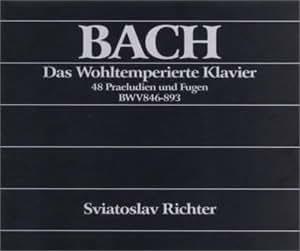 バッハ:平均律クラヴィーア曲集 全曲