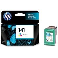 HP HP141 プリントカートリッジ カラー CB337HJ 1個