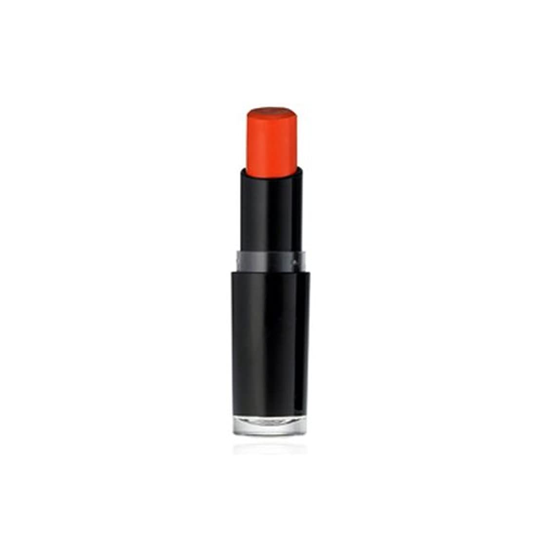 レクリエーション豚入札WET N WILD Mega Last Matte Lip Cover - 24 Carrot Gold (並行輸入品)