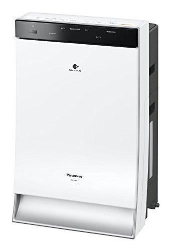 パナソニック 加湿空気清浄機 ナノイーX・エコナビ搭載 ~40畳 ホワイト F-VXM90-W