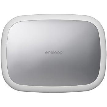 SANYO 充電式ポータブルウォーマー 「eneloop anka」 (ホワイト) KIR-S4S