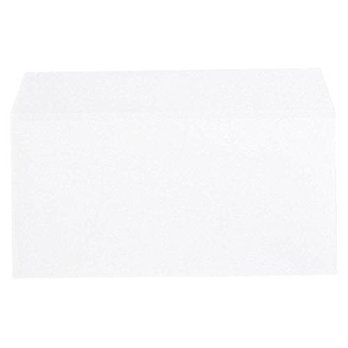 寿堂紙製品 レーザー&IJ両用封筒洋長3ホワイト 31783 00024064