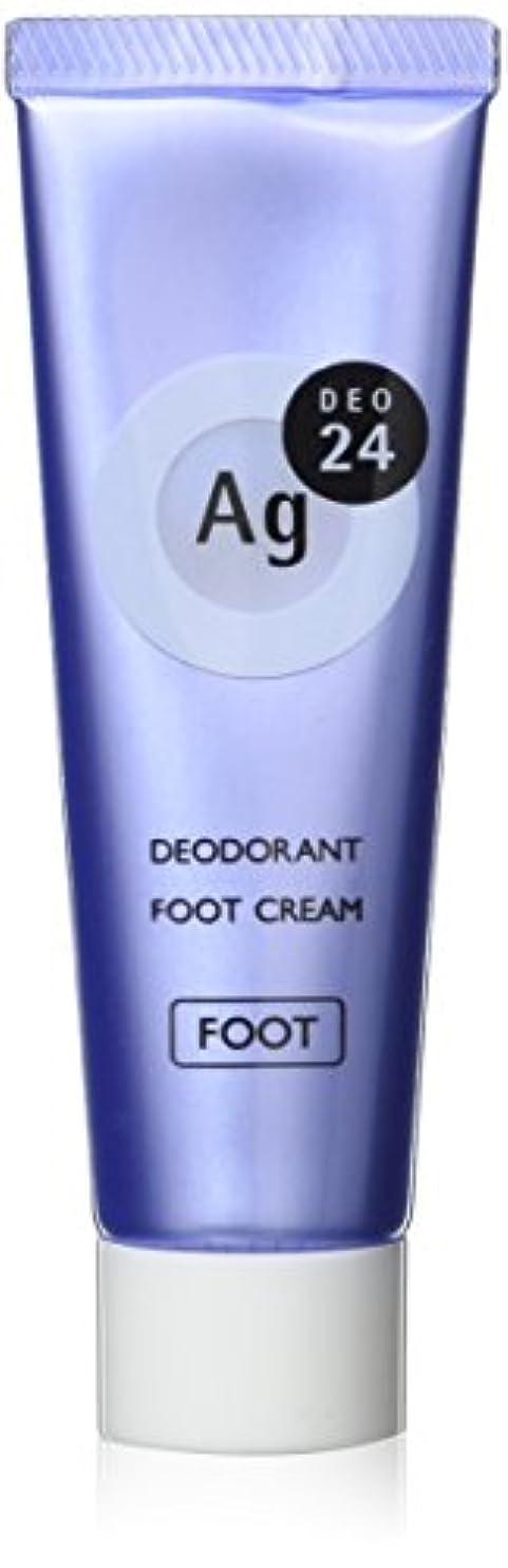下品有益な砂のエージーデオ24  デオドラントフットクリーム 無香料 30g (医薬部外品)