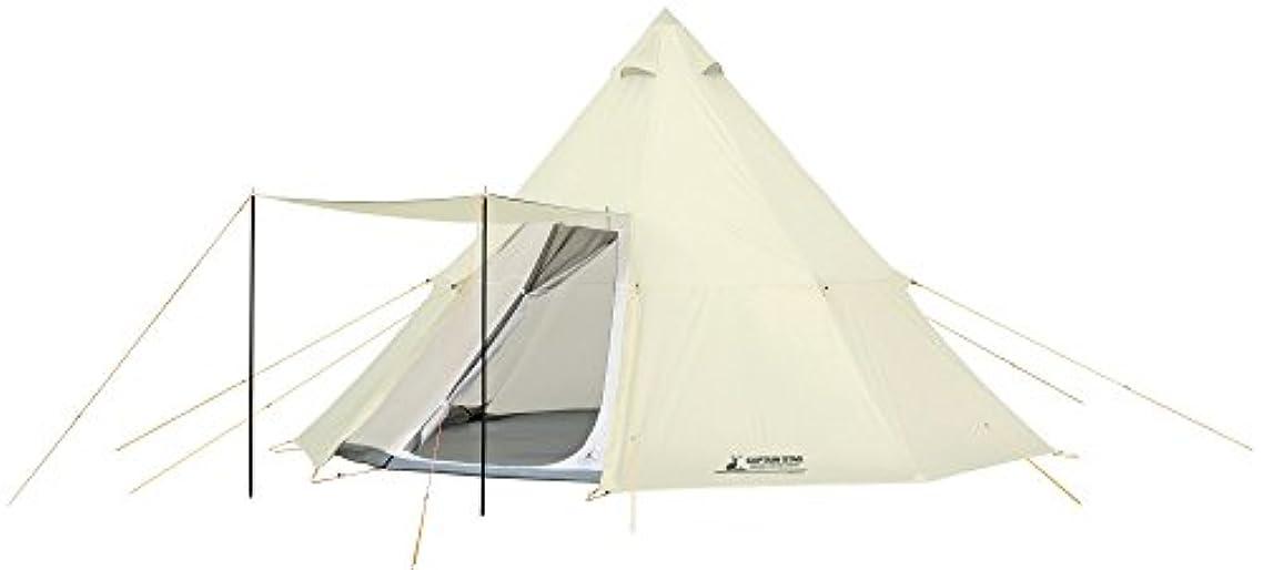 意図する視力バッグキャプテンスタッグ(CAPTAIN STAG) テント ワンポールテント オクタゴン CSクラシックス