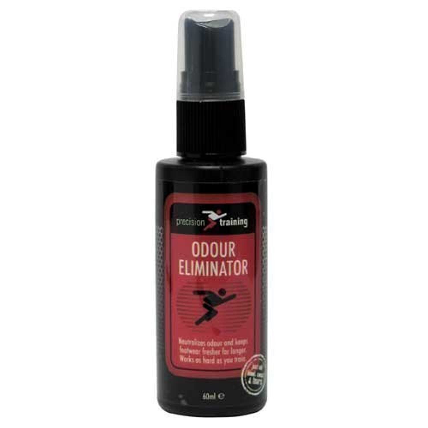Precisionトレーニングスポーツ60 ml Footwear汗Odour Eliminator by Precisonトレーニング