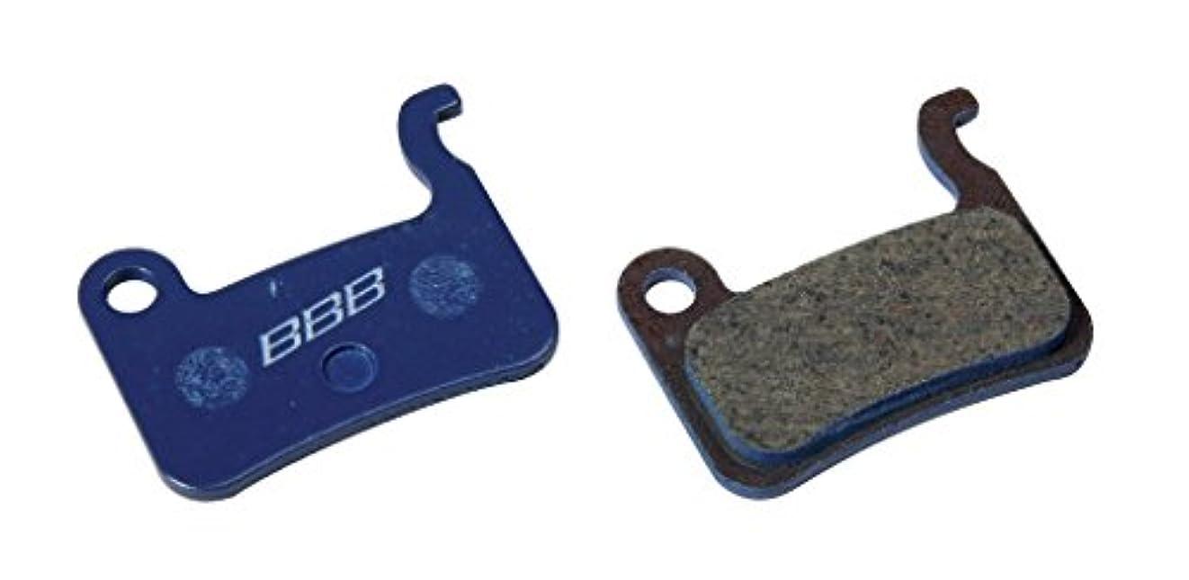 ラッチ取り出す控えるBBB 自転車 レジンパッド ディスクブレーキ パッド シマノ XTR BBS-54 205154