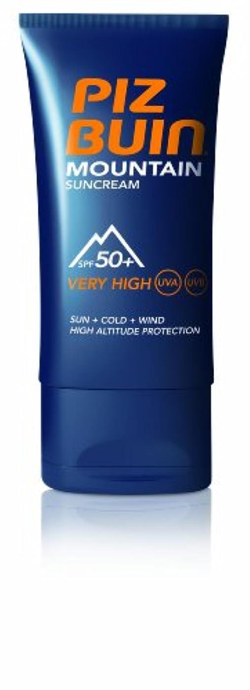 ファイルアレルギー性冊子Piz Buin(ピズ ブイン) SPF50+ 山の日焼け防止 40ml*2個入 [並行輸入品]