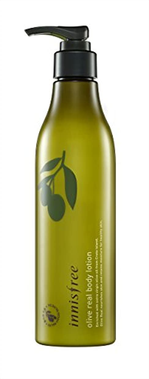 一口カエルパプアニューギニアイニスフリー公式(innisfree)オリーブ ボディローション[ボディミルク]300mL