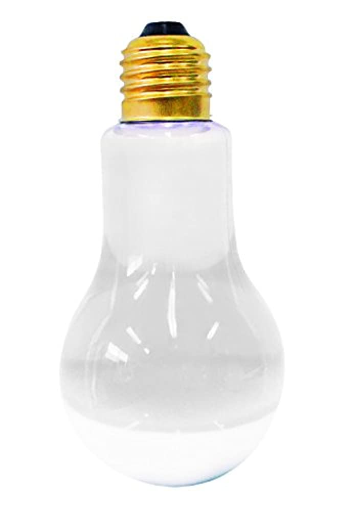 ピュア 入浴剤 電球とろぴかバス バニラ