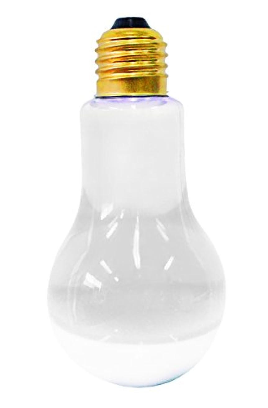 枝締めるビルピュア 入浴剤 電球とろぴかバス バニラ