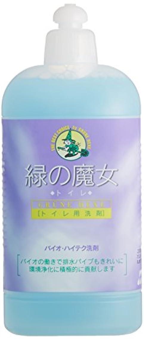 戦う悪行ハウス緑の魔女 トイレ(トイレ用洗剤) 420ml
