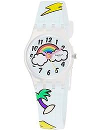 [スウォッチ]SWATCH 腕時計 Lady (レディ) SCHOOL BREAK (スクールブレイク) ユニセックス LW160 LW160 【正規輸入品】