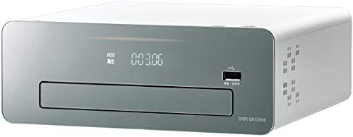 パナソニック 3TB 6チューナー ブルーレイレコーダー 4Kアップコンバート対応 おうちクラウドDIGA DMR-BRG3060