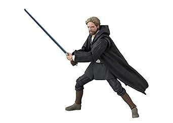 S.H.フィギュアーツ スター・ウォーズ ルーク・スカイウォーカー -バトル・オブ・クレイト Ver.- (The Last Jedi) 約150mm PVC&ABS製 塗装済み可動フィギュア