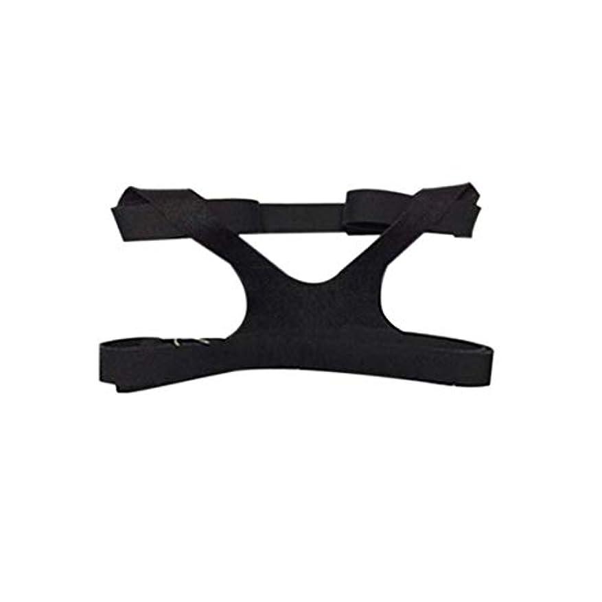 ネーピア束ねる特定のintercorey保護ギアユニバーサルデザインヘッドギアコンフォートジェルフルマスク安全な環境の取り替えCPAPヘッドバンドなしマスク用PHILPS