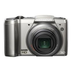 OLYMPUS デジタルカメラ SZ-20 シルバー 1600万画素 光学12.5ズーム 広角24mm 3.0型液晶 3Dフォト機能 フルハイビジョンムービー SZ-20 SLV