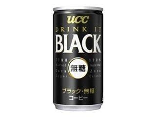 ブラック無糖 185g ×30本