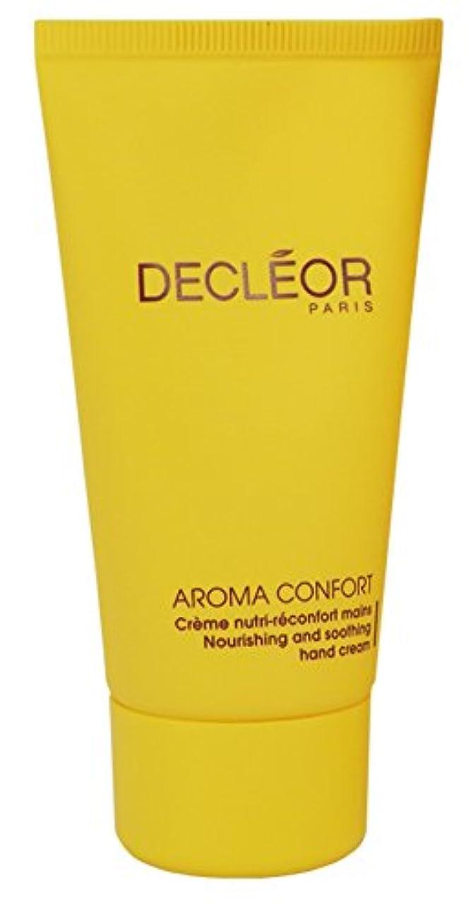 処方抽象洞察力のあるデクレオール(DECLEOR) ハンド&ネイル クリーム 50g(手?爪用保湿クリーム)