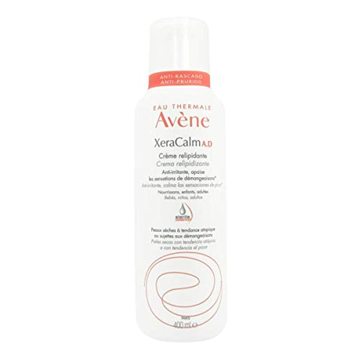 ドアゼリー金額Avene Xeracalm Ad Replenishing Cream 400ml [並行輸入品]
