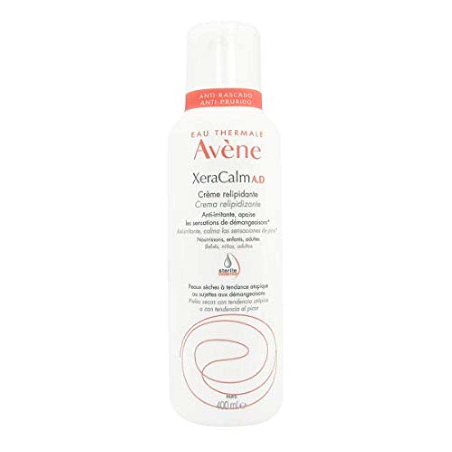 Avene Xeracalm Ad Replenishing Cream 400ml [並行輸入品]