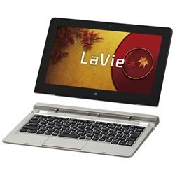 NEC LaVie U LU350/TSS PC-LU350TSS  タブレットPC