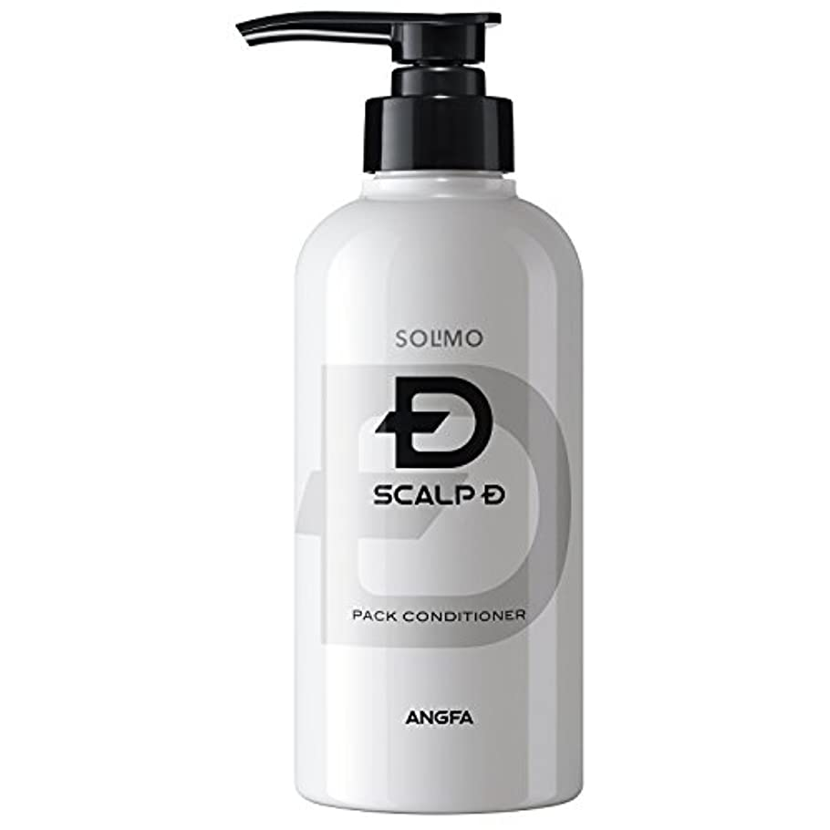 受粉する特徴プラットフォーム[Amazonブランド]SOLIMO スカルプD スカルプパックコンディショナー 350ml