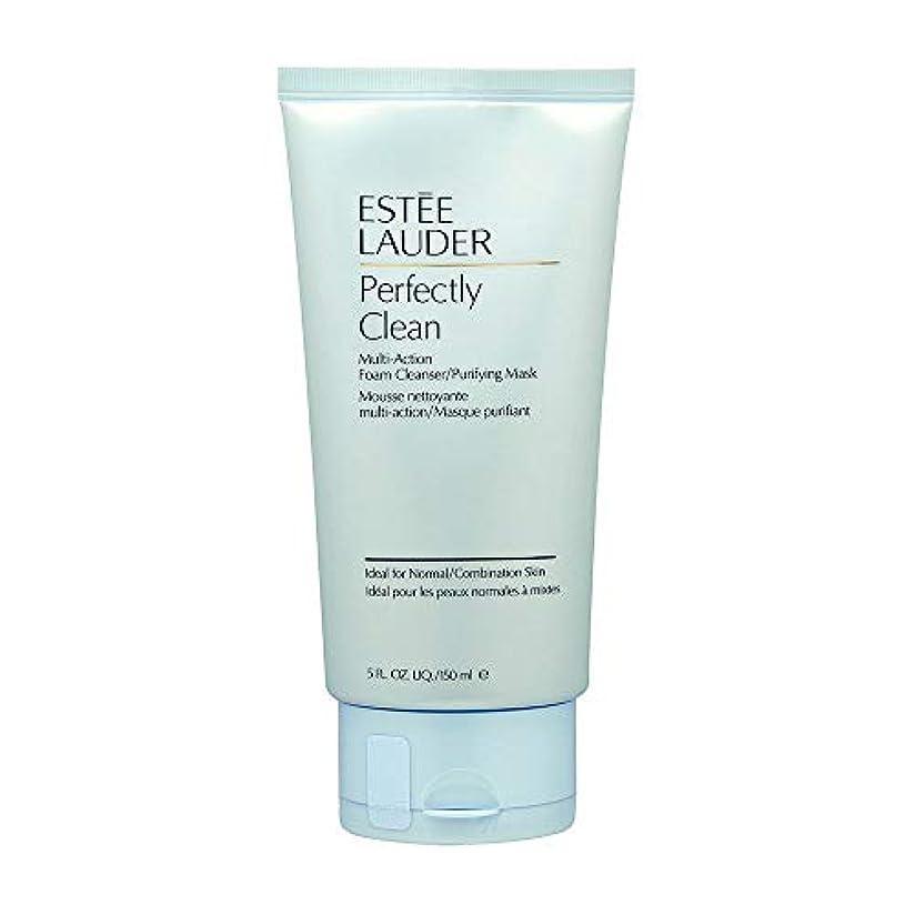 Estee Lauder Perfectly Clean Foam Cleanser 150ml [並行輸入品]
