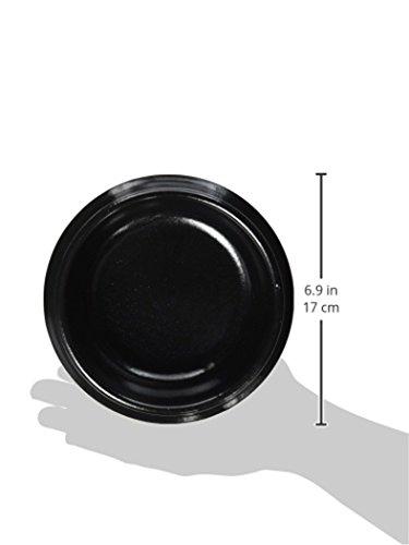 耐熱陶器 チゲ鍋(黒仕上げ)15.5cm