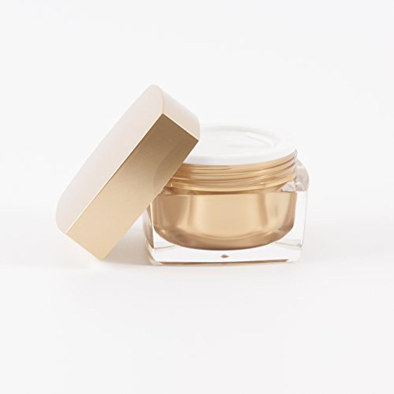 シリンダーけん引認知Verve Acrylic Jar Gold 50ml x 10