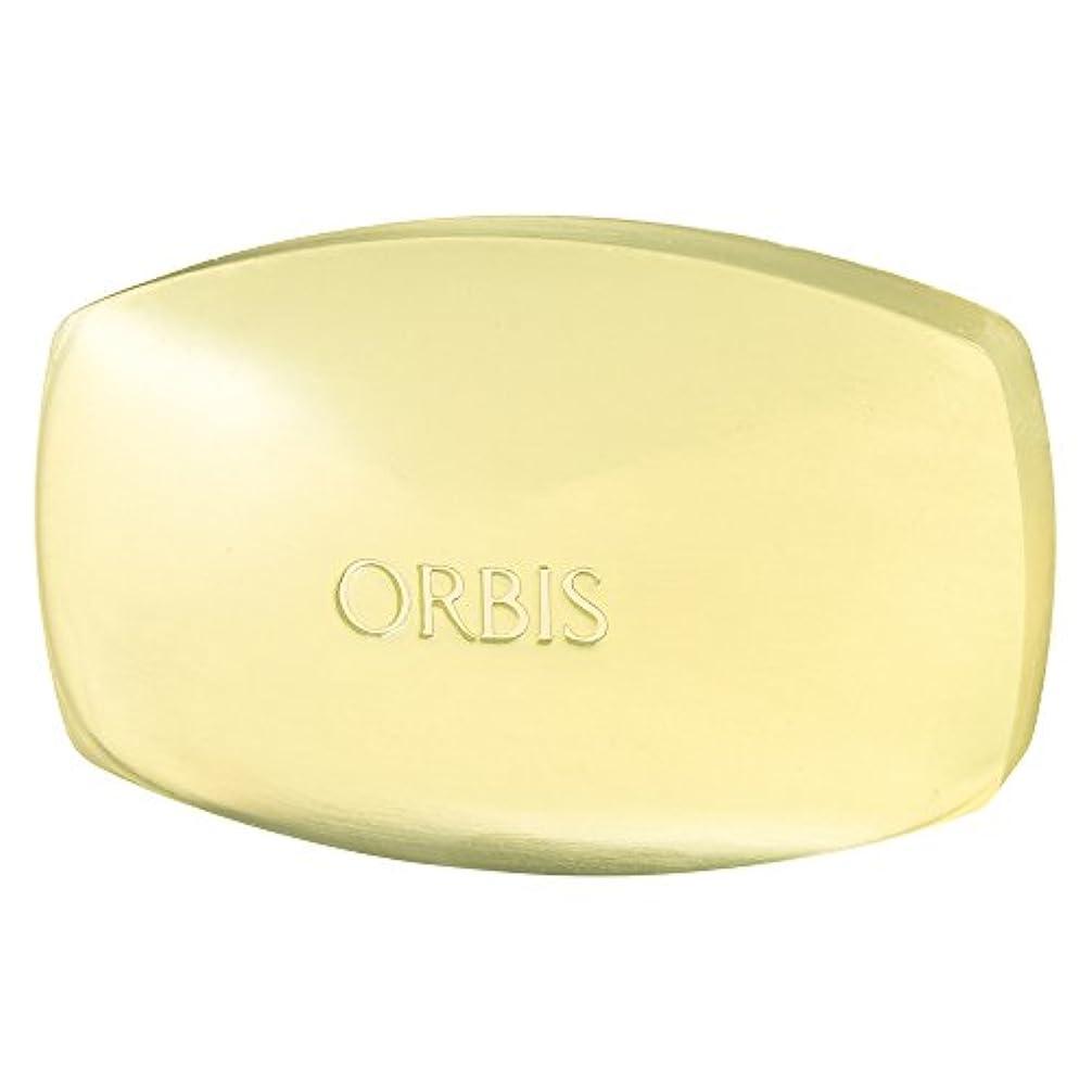 戦闘メロドラマ破滅オルビス(ORBIS) アクアフォースフェイシャルソープ 80g 洗顔料 ◎乾燥?インナードライ対策◎