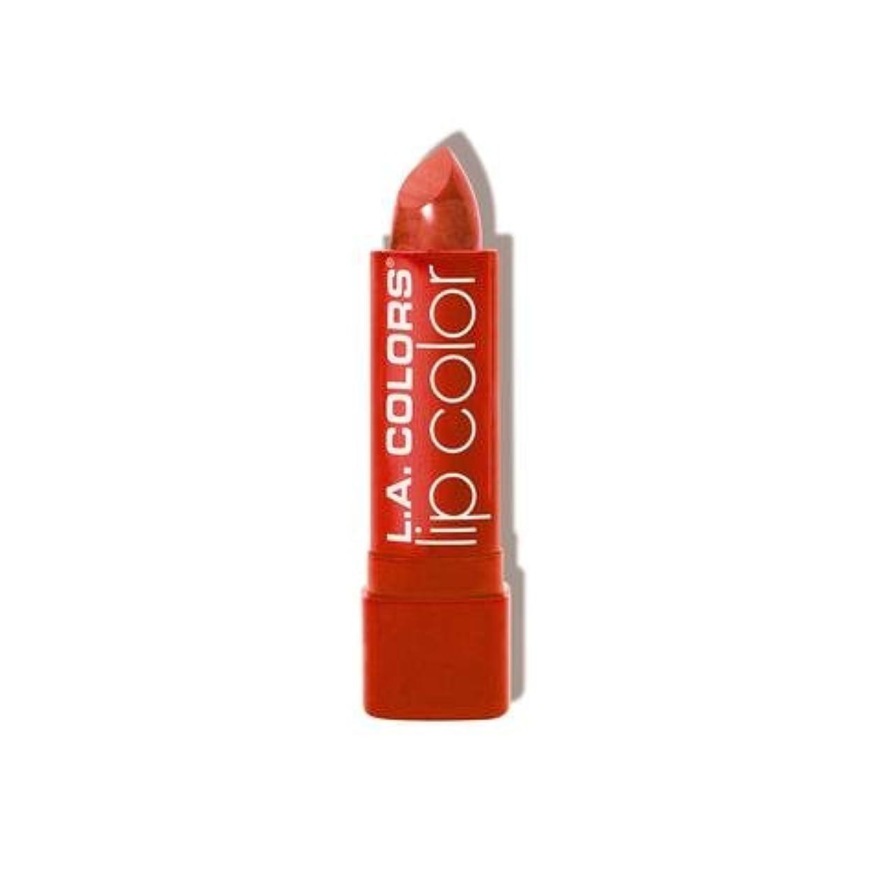 トランク必要としている野生L.A. COLORS Moisture Rich Lip Color - Tropical (並行輸入品)