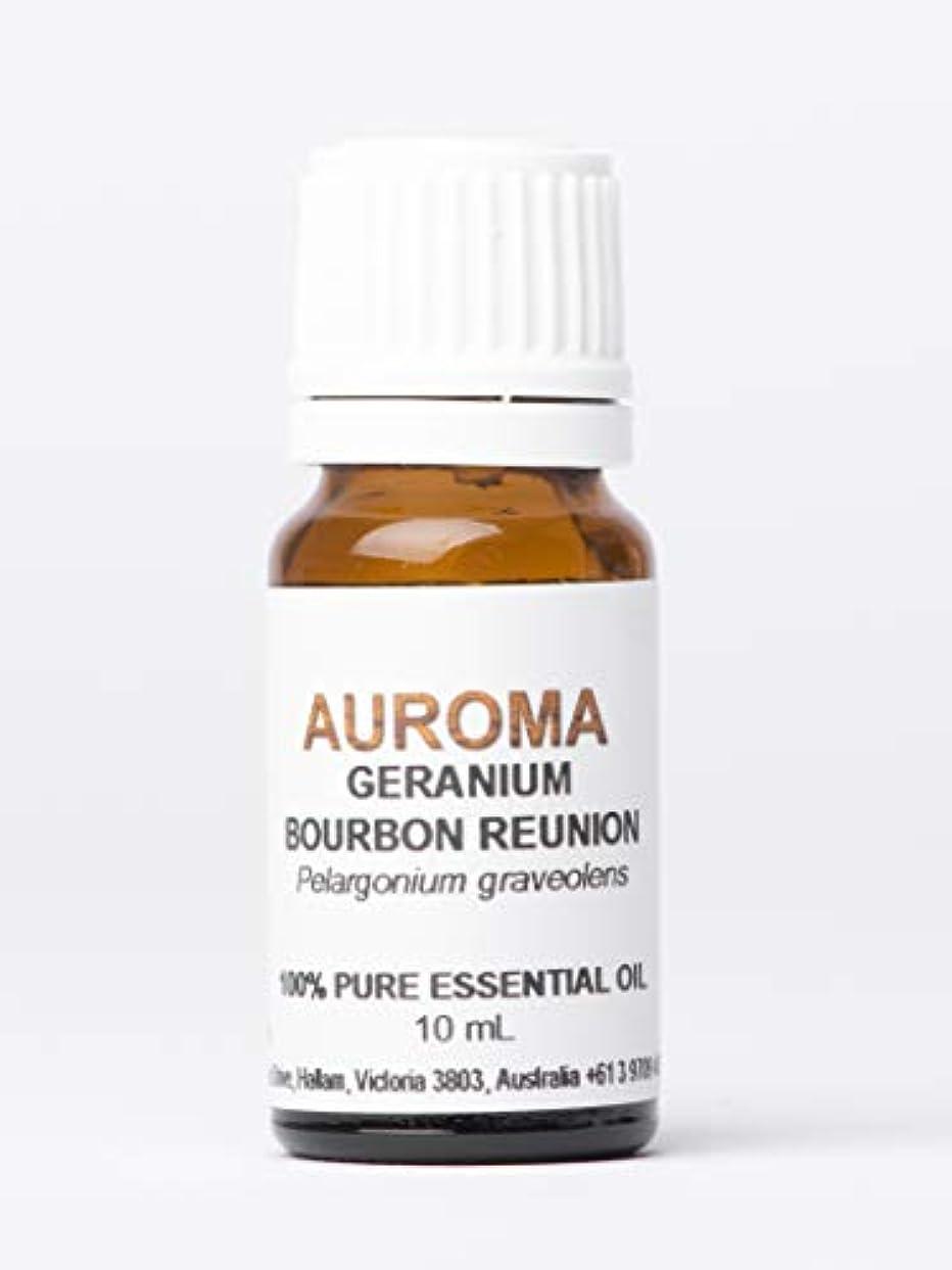 AUROMA ゼラニウム ブルボン 10ml