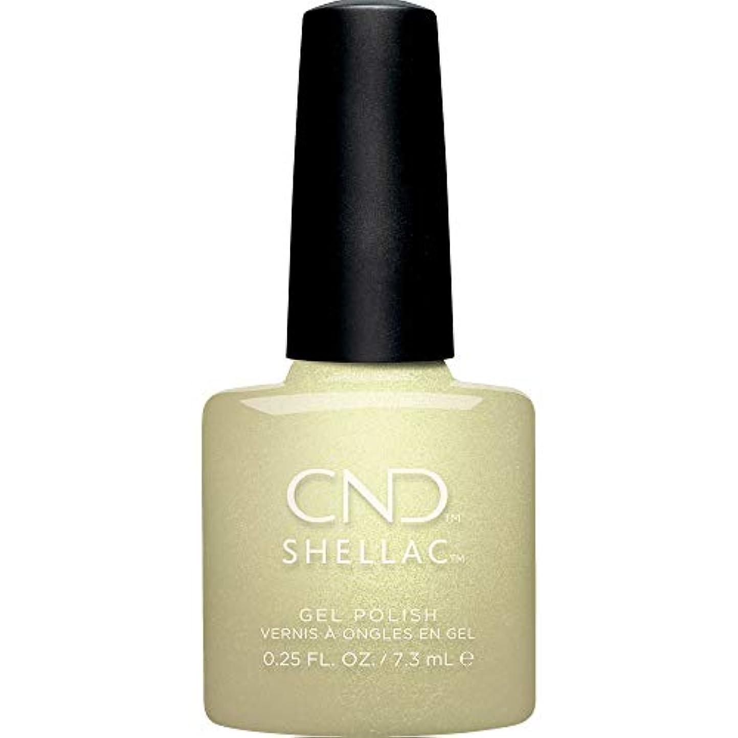 若い直感剥離CND Shellac - Crystal Alchemy Winter 2019 Collection - Divine Diamond - 0.25oz / 7.3ml
