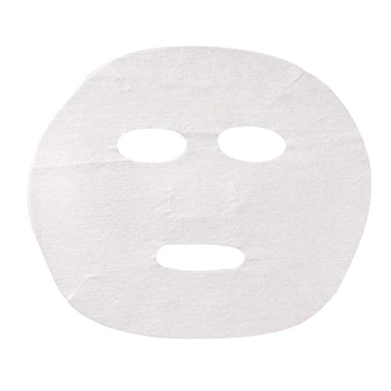 苛性花に水をやる固有のフェイシャルシート (薄手タイプ) 70枚入 22.5×18.5cm [ フェイスマスク フェイスシート フェイスパック フェイシャルマスク フェイシャルパック ローションマスク ローションパック フェイス パック マスク ]